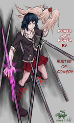 Mukuro Fanart Never Say Never Color by MaryDKidd