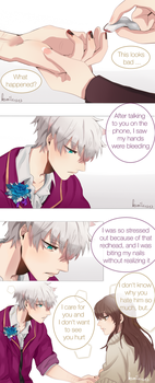 Ray's message p1 by ksmile1313