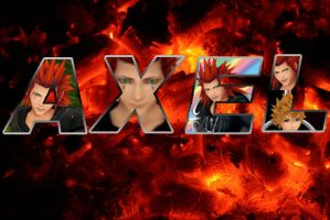 A is for Axel by Ldrmas