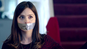 Jenna Coleman Tape Gagged (3) by micol123