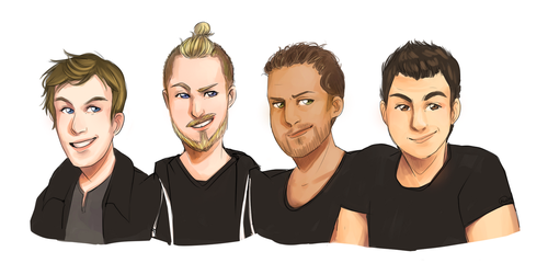 My ARK boys - The older ones. by kirsten7767