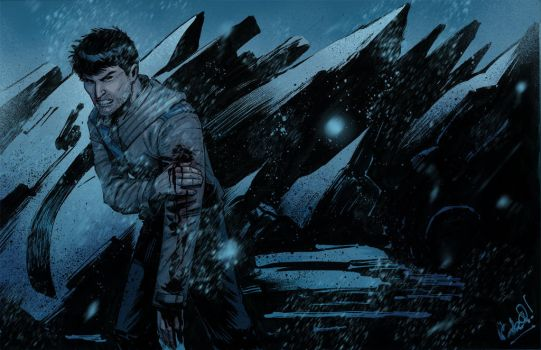 Decrypting Krypton - Episode 4 - Seg in Snow Color by Hominids