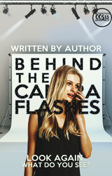 Behind The Camera Flashes - Wattpad Cover PREMADE by OutOfStyle13