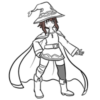 More and More Megumin (1/5) by Lewdsona
