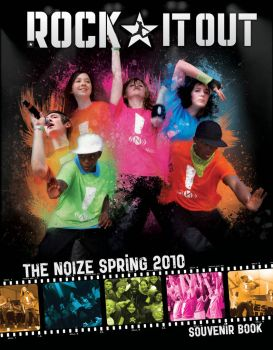 Rock it Out book by thelostpassage