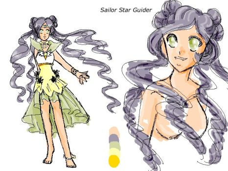 Sailor Star Guider by Wildnature03