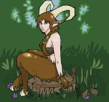 Faun Icon by moocow95