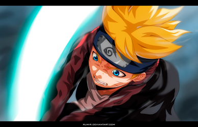 Boruto 21 - The right way to use it by Rumir