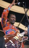 Chuck Berry by MPMedia