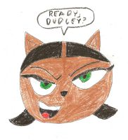 Alternate Face Kitty Katswell by dth1971