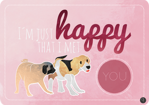 Doggies Happiness by Curryh