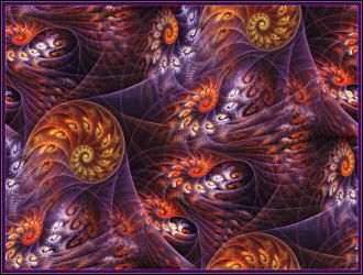 Spirals Galore by charcoaledsoul