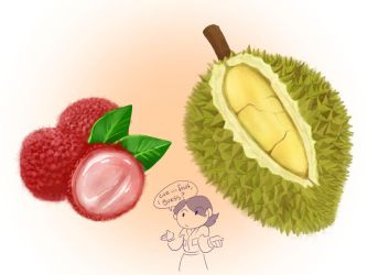 Fruit? by Kajiji