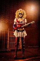 Say hello to your new and improved Harley Quinn! by FaerieBlossom