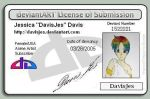 DeviantART License of Submission by DavisJes