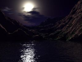 Nightscape by dyingwithgrace