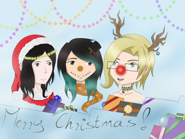Merry Christmas!!! by Anonymous---Lucifer