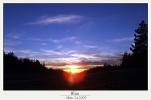 Blueness by cra5her