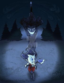 Don't Starve: Shadows by DreamWithinTheHeart