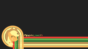 Applejack Wallpaper by The-Intelligentleman