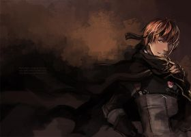 Gaius by HellyonWhite
