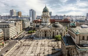 Berlin - German Dom by pingallery
