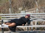 Coney Island Benches 7 by icompton01