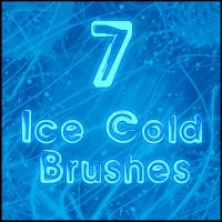 Ice Cold Brushes by MegaLancer by MegaLancer