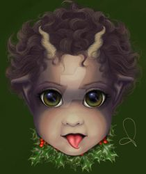 Krampus (BITTY BADDIES) by jodyparmann