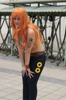 Nami Cosplay New World by Lucy-chan90