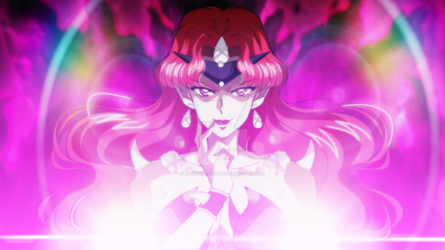SAILOR MOON CRYSTAL - Queen Beryl