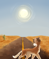 Where the road will end by wandere-r