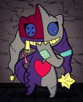 Dorothea the Banette by TwistedSanity125
