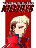 Killjoys - Kobra Kid by nezumi-zumi
