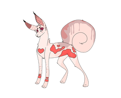 OPEN OTA Gallynx - Rosy Red by Lee-Coffee