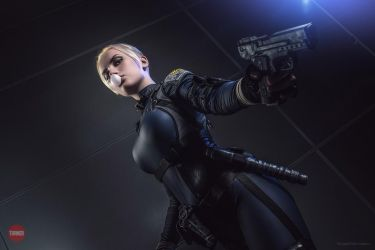 Cassie Cage - Mortal Kombat X by Narga-Lifestream