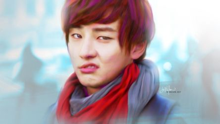 Yoon Shi-Yoon - Annoyed by Auridesion