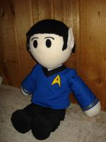 Chibi Spock by Koreena