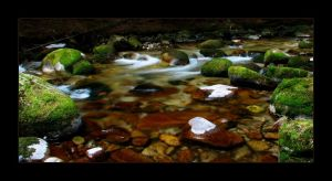 highland stream III by jeni-cek