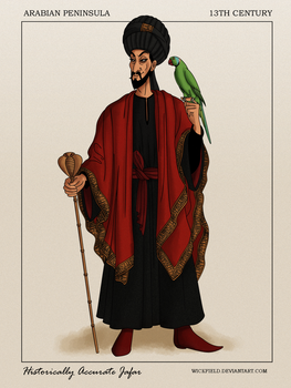 Historically Accurate Jafar by Wickfield
