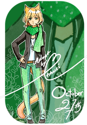 [Set price adoptable] October 27th [OPEN] by tshuki
