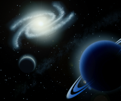 .:Sai Tool:. Rogue Planets: Commision 2 by 563blackghost