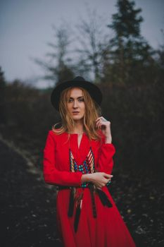 All Red by iilva