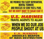 marine corps bumper stickers by Peter-Pine