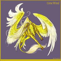 Lime Wind by Esa82