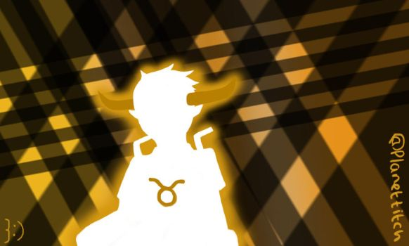 Homestuck Alive Tavros Wallpaper by PlanetTitch