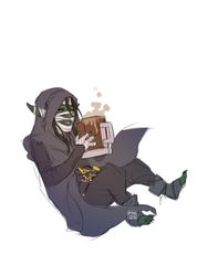 Nott the Brave! by plastic-pipes