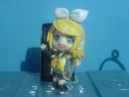 my nendoroid by chechechunin
