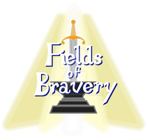 Fields of Bravery (The Sword on the Stone World) by portadorX