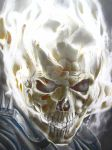 GHOST RIDER COLORED UP by corysmithart
